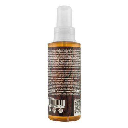 Chemical Guys AIR23004 - Morning Wood Premium Air Freshener (4 oz)