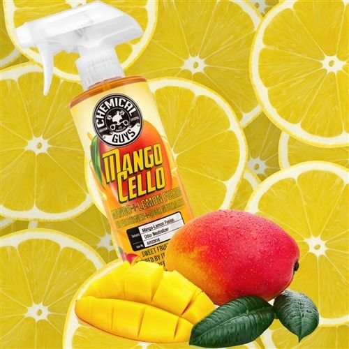 Chemical Guys Canada AIR22616 - MangoCello Premium Air Freshener (16 oz)