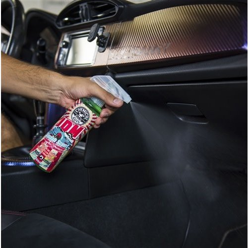 Chemical Guys AIR23504 - JDM Squash Scent Premium Air Freshener (4 oz)
