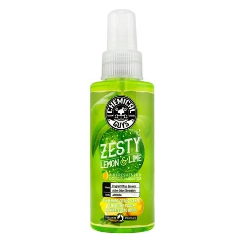 Chemical Guys Canada AIR23204 - Zesty Lemon Lime Premium Air Freshener (4 oz)