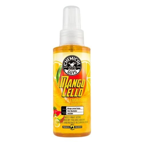 Chemical Guys Canada AIR22604 - MangoCello Premium Air Freshener (4 oz)
