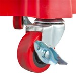 Grit Guard ACC_100.2 - Red Professional Bucket Dolly