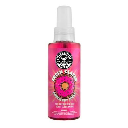 Chemical Guys Canada AIR23304 - Fresh Glazed Doughnut Scent Premium Air Freshenerr (4 oz)