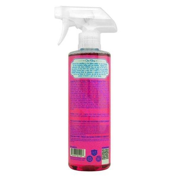 Chemical Guys Canada AIR23316 - Fresh Glazed Doughnut Scent Premium Air Freshener and Odor Eliminator (16 oz)