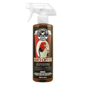 Chemical Guys Canada AIR23616 - Rides and Coffee Scent Premium Air Freshener (16 oz)