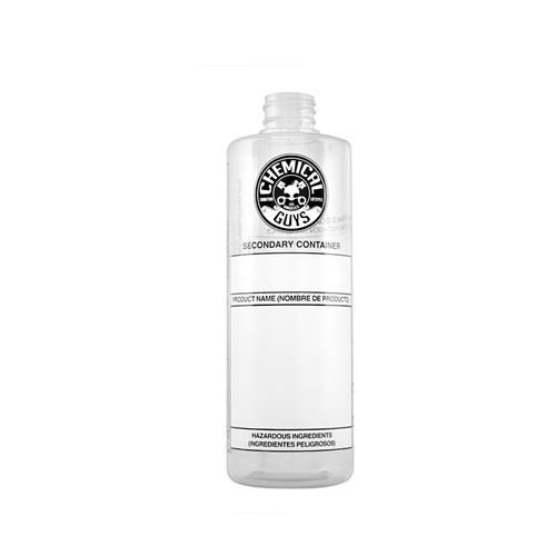 Chemical Guys ACC149 - Secondary Container Dilution Bottle No Top (16 oz)