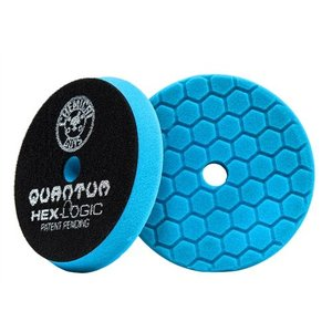 Hex-Logic BUFX115HEX6 - Hex-Logic Quantum Polishing/Finishing Pad, Blue (6.5 Inch)