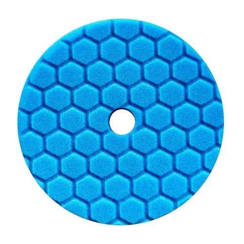 Hex-Logic BUFX115HEX6 - Hex-Logic Quantum Polishing/Finishing Pad, Blue (6.5 Inch)