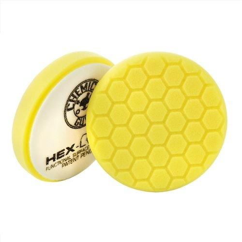 Hex-Logic BUFX_101HEX5 - Hex-Logic Heavy Cutting Pad, Yellow (5.5 Inch)