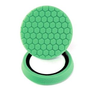 Hex-Logic BUFX_103HEX - Hex-Logic Heavy Polishing Pad, Green (7.5 Inch)