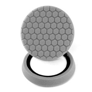 Hex-Logic BUFX_104HEX - Hex-Logic Light-Medium Polishing Pad, White (7.5 inch)