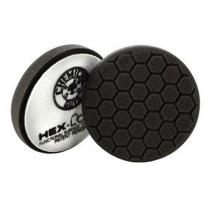 Hex-Logic BUFX_106HEX5 - Hex-Logic Finishing Pad, Black (5.5 Inch)