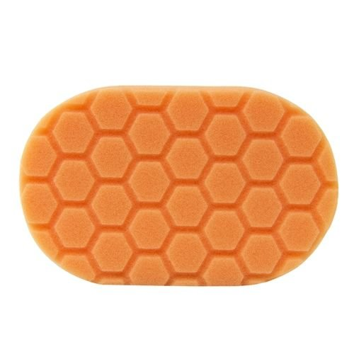 Hex-Logic BUFX_201 - Hex-Logic Cutting Hand Applicator Pad, Orange (3 x 6 x 1 Inch)