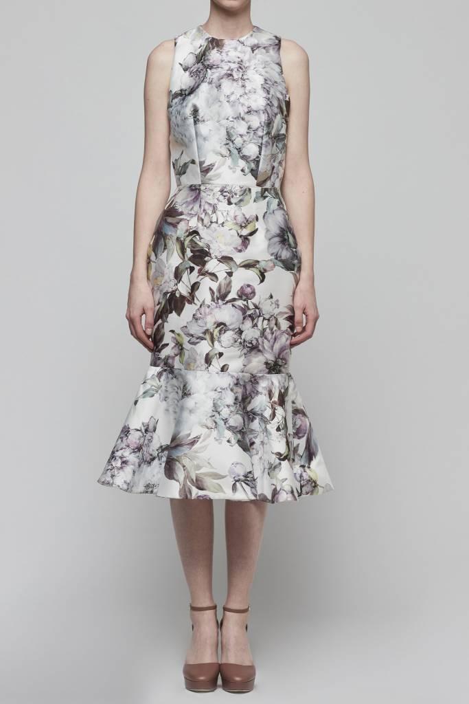 Floral Midi Dress-1