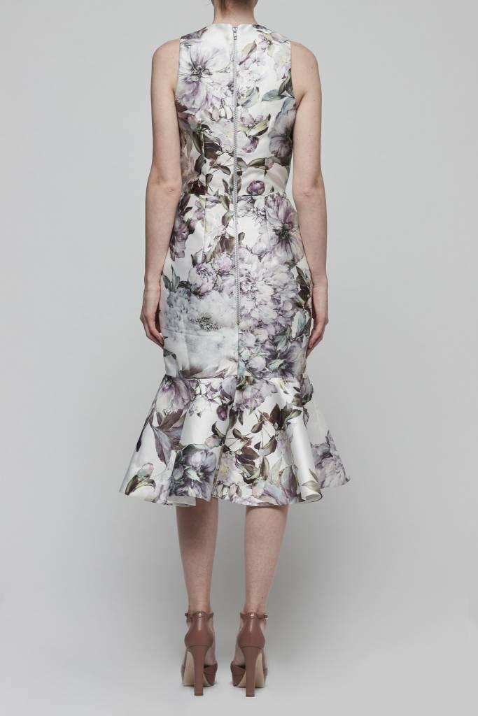 Floral Midi Dress-2