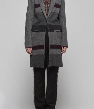 Box Trench Coat