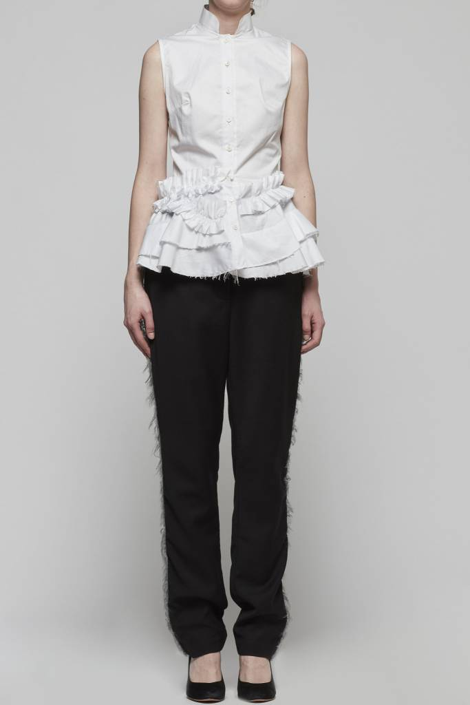 Ruched Blouse-1