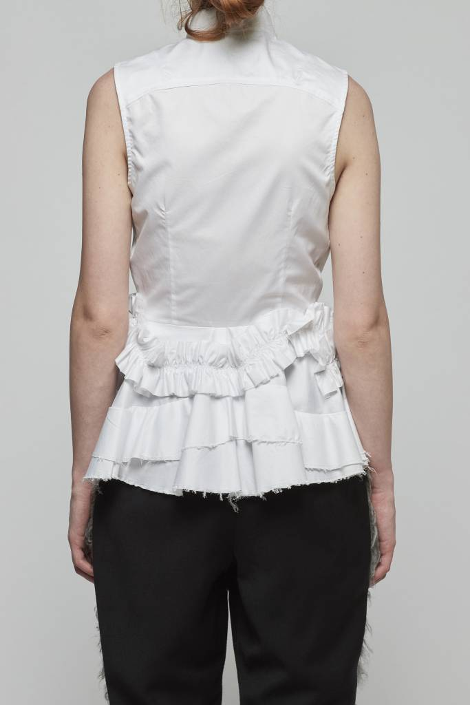 Ruched Blouse-2