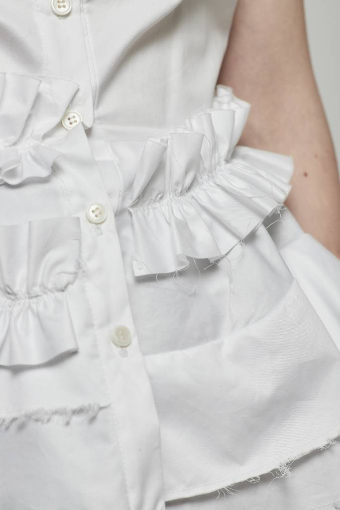 Ruched Blouse-3