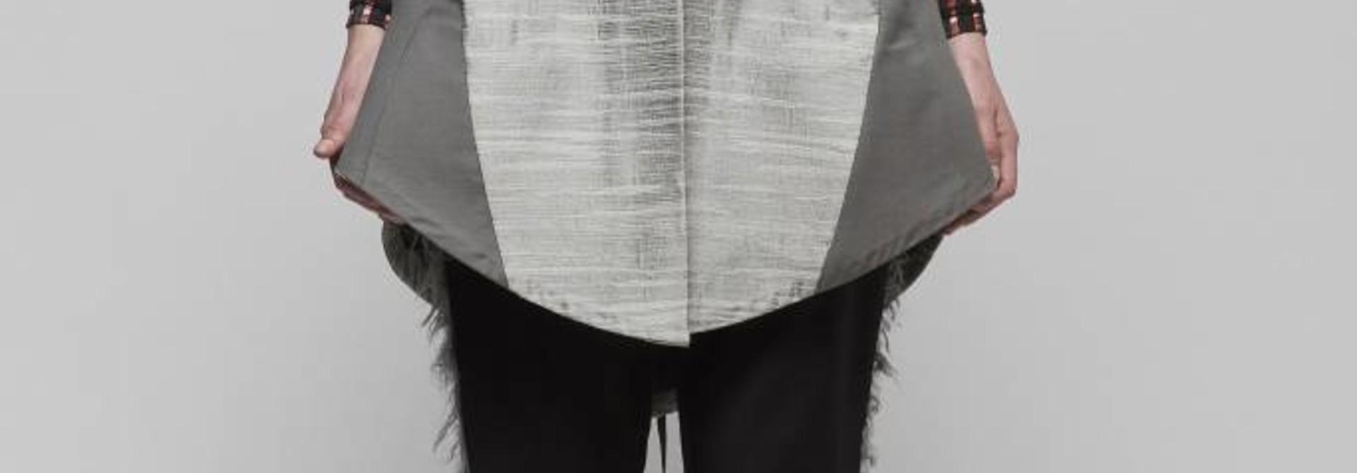 Sleeveless Busk Jacket