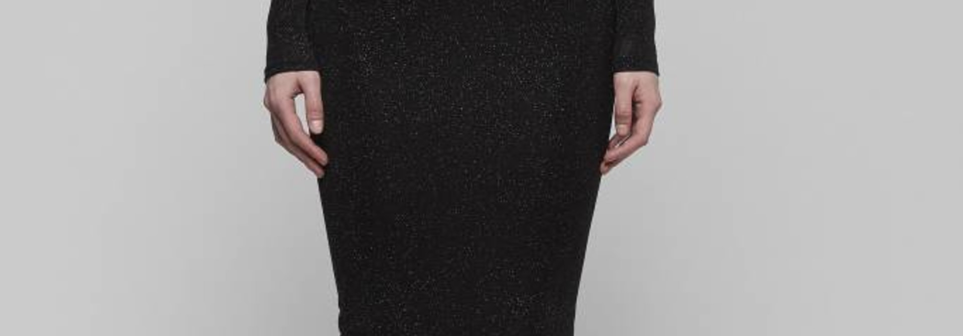 Sparkle Bodycon Midi Dress