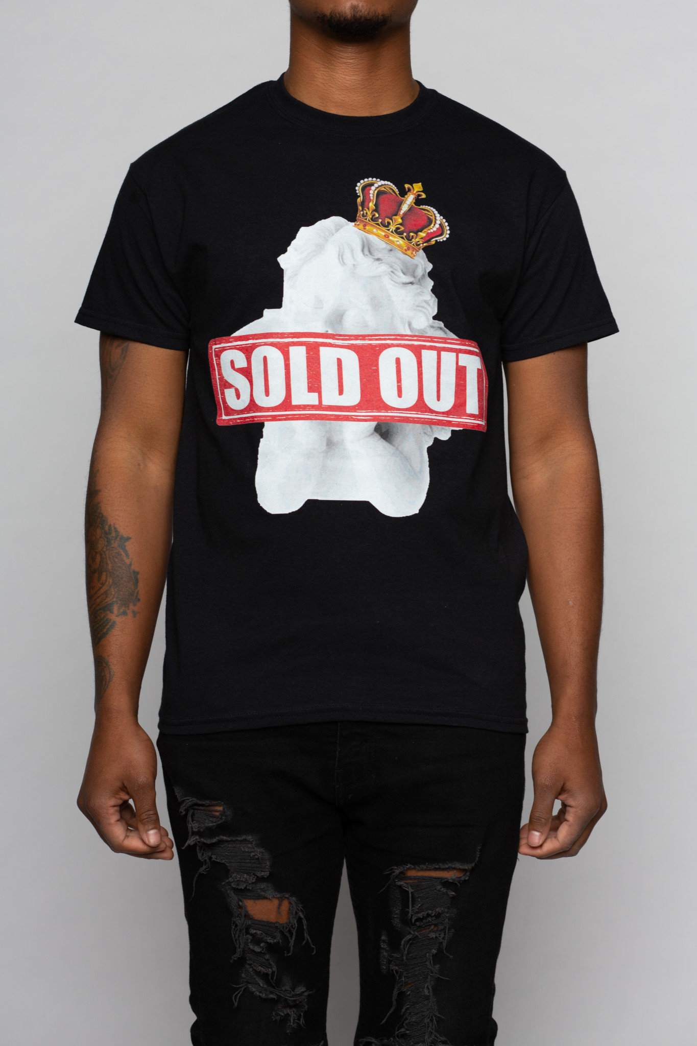 Sold Out Graphic Tee-1