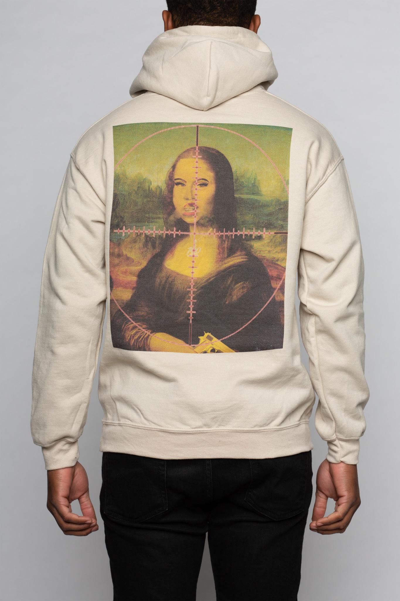 Snipper Mona Lisa Hoodie-2