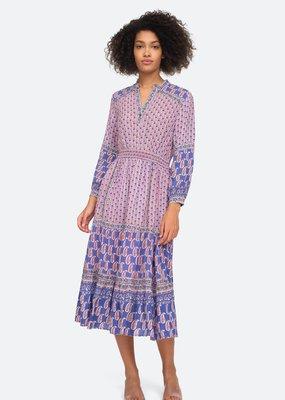 Sea NY Bianca Long Sleeve Dress