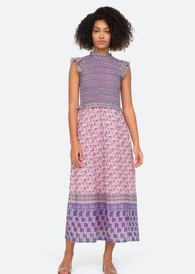Sea NY Smocked Bianca Dress