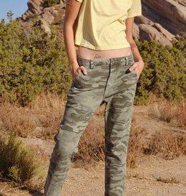 Amo Camo Relaxed Trouser