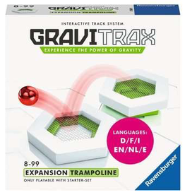 Ravensburger RAVENSBURGER - GRAVITRAX: TRAMPOLINE