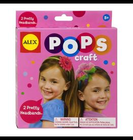 Alex Alex Pops Craft 2 Pretty Headbands