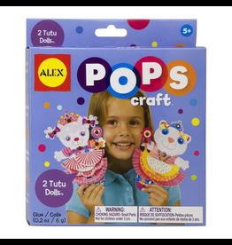 Alex 2 Tutu Dolls Alex Craft Pops
