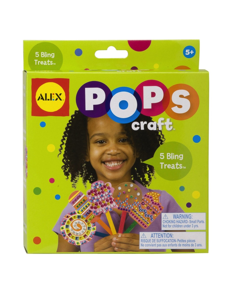 Alex 5 BLING TREATS POPS CRAFT