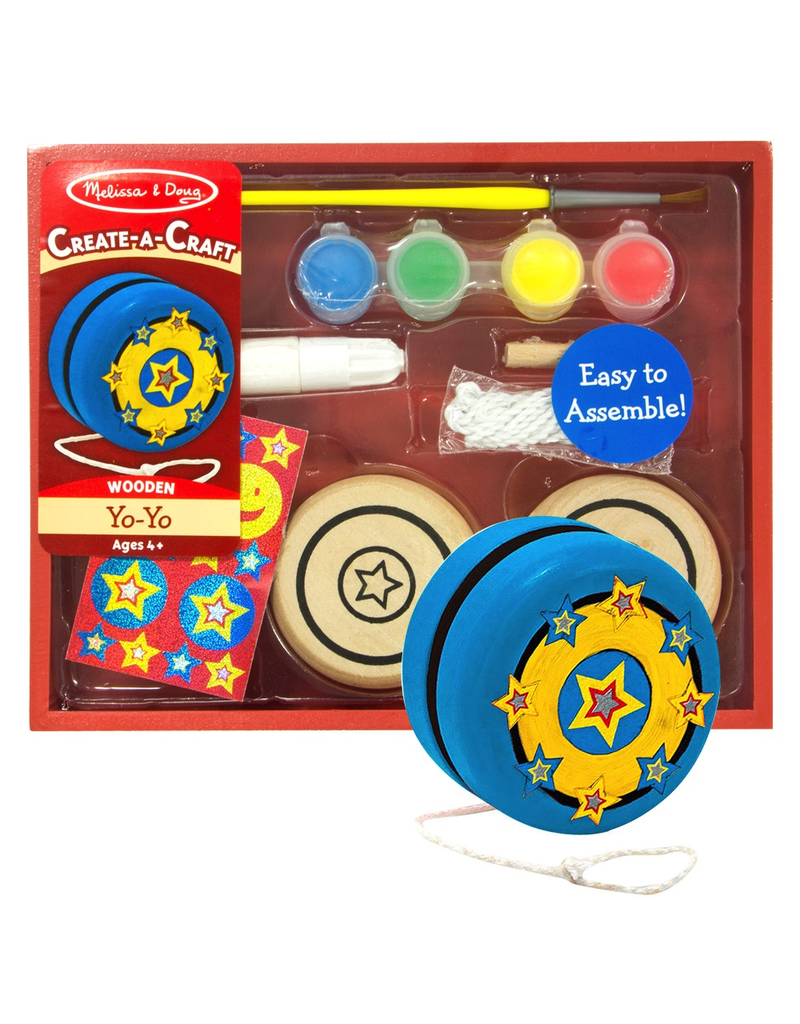 Melissa & Doug CREATE A CRAFT YOYO