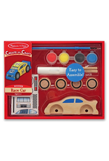 Melissa & Doug RACE CAR CREATE A CRAFT