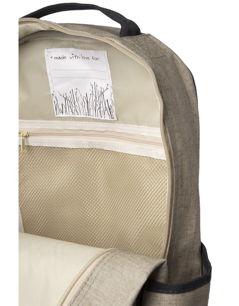 SoYoung GREY ROCKET GRADE SCHOOL BACKPACK