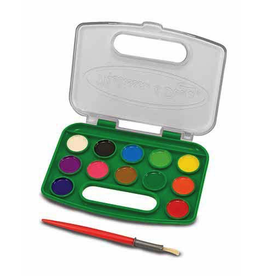Melissa & Doug TAKE-ALONG WATERCOLOUR PAINT SET