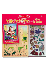 Melissa & Doug MINI FAIRY PEEL  PRESS STICKER