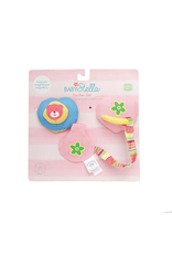 Manhattan Toy BABY STELLA PACIFIER SET