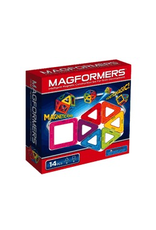 Magformers MAGFORMERS - 14 PIECES