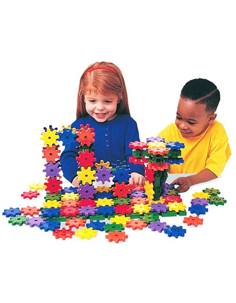 Learning Resources GEARS!GEARS!GEARS! BEGINNER SET 95 PIECES