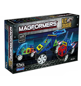 Magformers MAGFORMERS R/C CRUISER 52PC SET