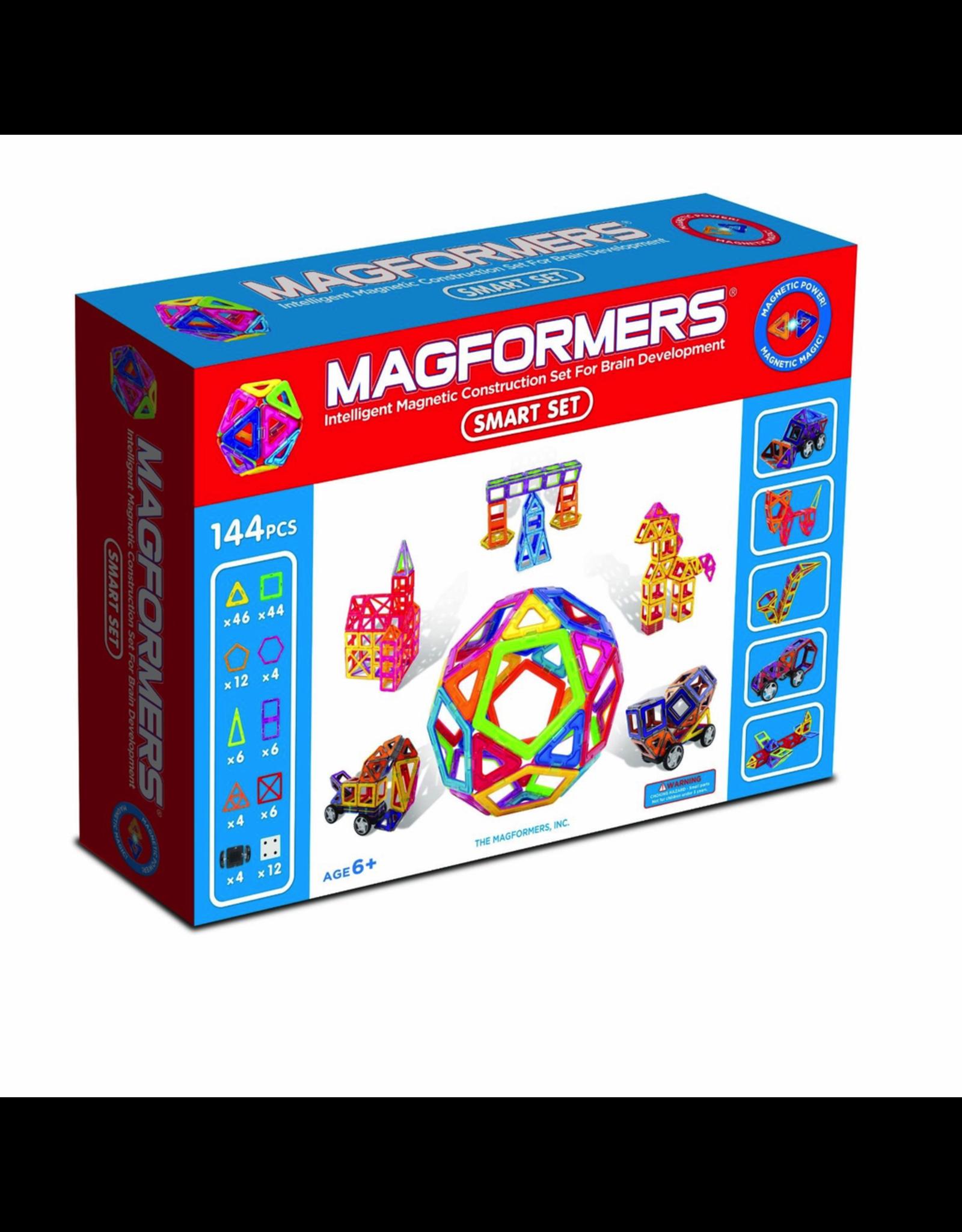 Magformers MAGFORMERS - SMART SET