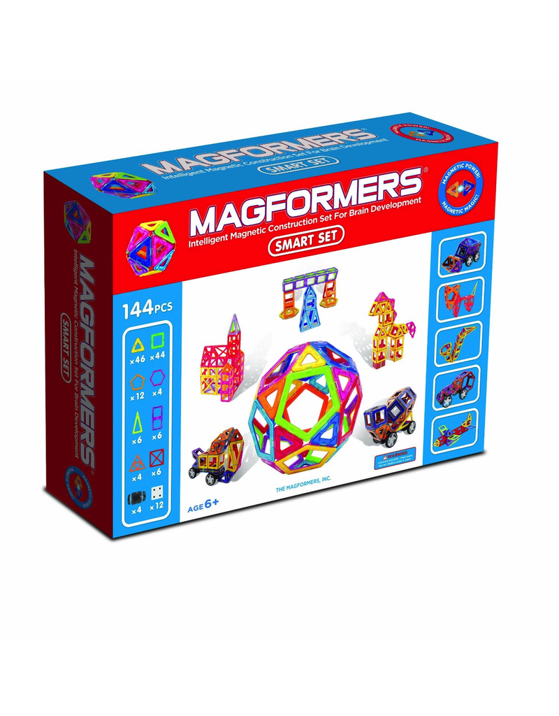 Magformers MAGFORMERS - SMART SET