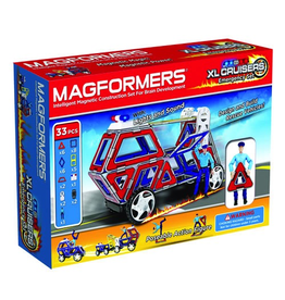 Magformers Magformers XL Cruisers - Emergency Set