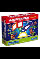 Magformers MAGFORMERS - DESIGNER SET 62PC