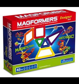 Magformers Magformers Designer Set - 62 pc