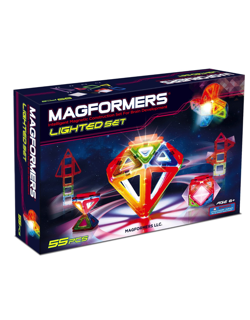 Magformers MAGFORMERS - LIGHTED SET