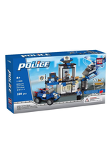 BRICTEK  POLICE RESCUE TEAM 10 IN 1